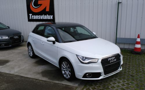 audi a1 sportback 1 6 tdi 90 ambition luxe s tronic. Black Bedroom Furniture Sets. Home Design Ideas