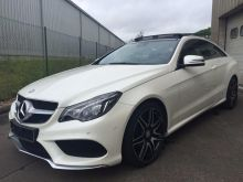 MECEDES E350 COUPE AMG PACK