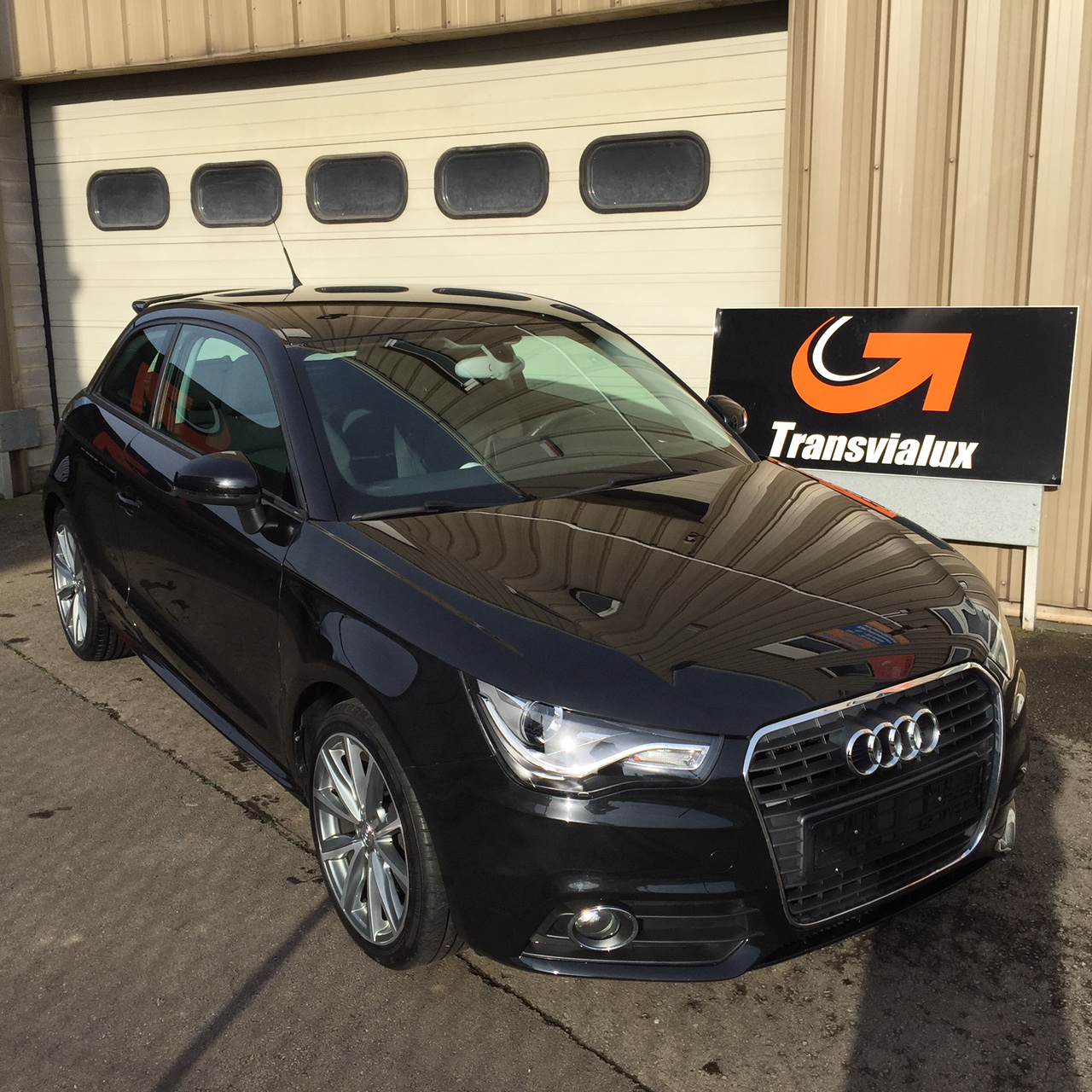 audi a1 1 4 tfsi 122 ambition luxe s tronic transvialux. Black Bedroom Furniture Sets. Home Design Ideas