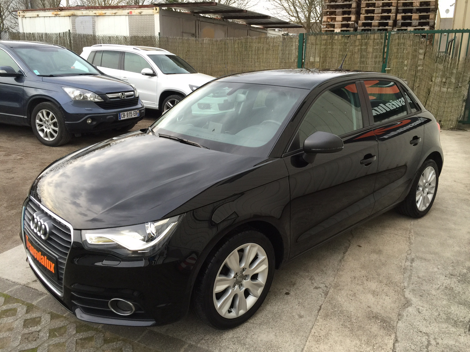 audi a1 sportback sportback 2 0 tdi 143 ambition luxe transvialux automobiles. Black Bedroom Furniture Sets. Home Design Ideas